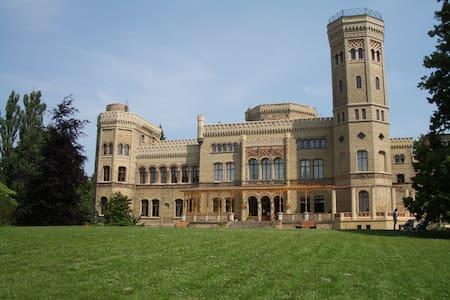 Ein Schloss nicht nur für Verliebte - Neetzow