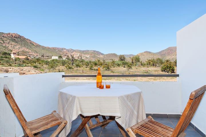 Casa Kenia in Cabo de Gata Park - Rodalquilar - House