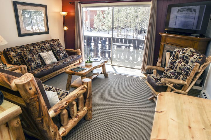 One bedroom Condo only steps from the Fall River