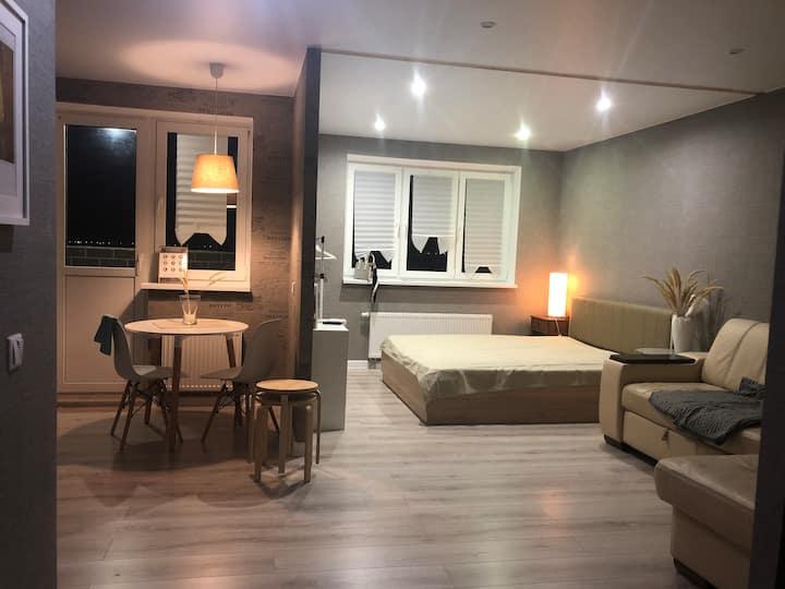 Уютная квартира для ценителей комфорта и чистоты