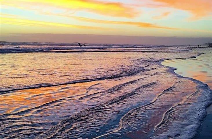 Amazing Location Steps to Beach & Flagler Slps 11