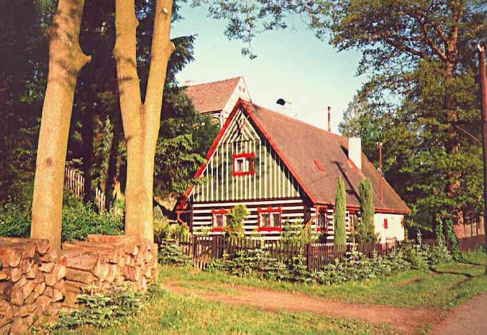 Cottage Bumbálka - Jizera Mountains - Mníšek - Chalet