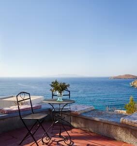 Villa Syriani, Kini, Syros, Cyclade - Kini - Vila