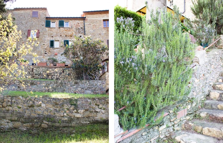 Great house in real Tuscan paradise - Casale Marittimo - House