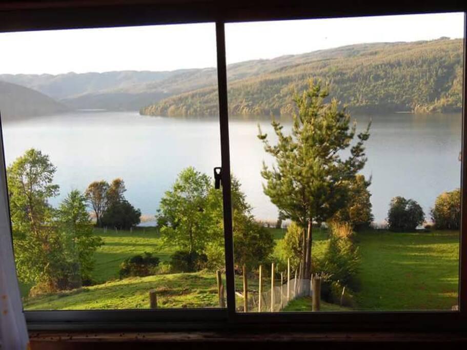 Vista desde la Habitacion Matrimonial