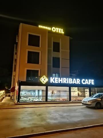 2 KEHRİBAR OTEL CAFE RESTAURANT