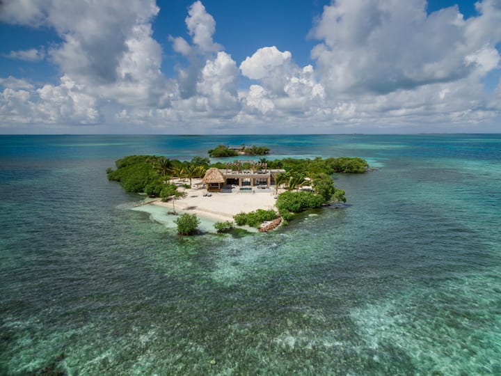 The Most Private Island Resort in the World