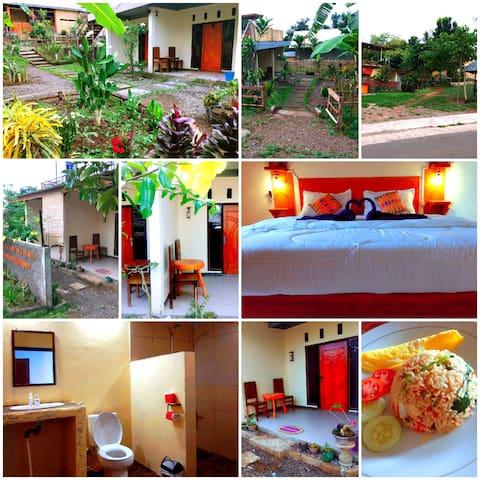 Angin Mamiri Rinjani Cottages and Restaurant