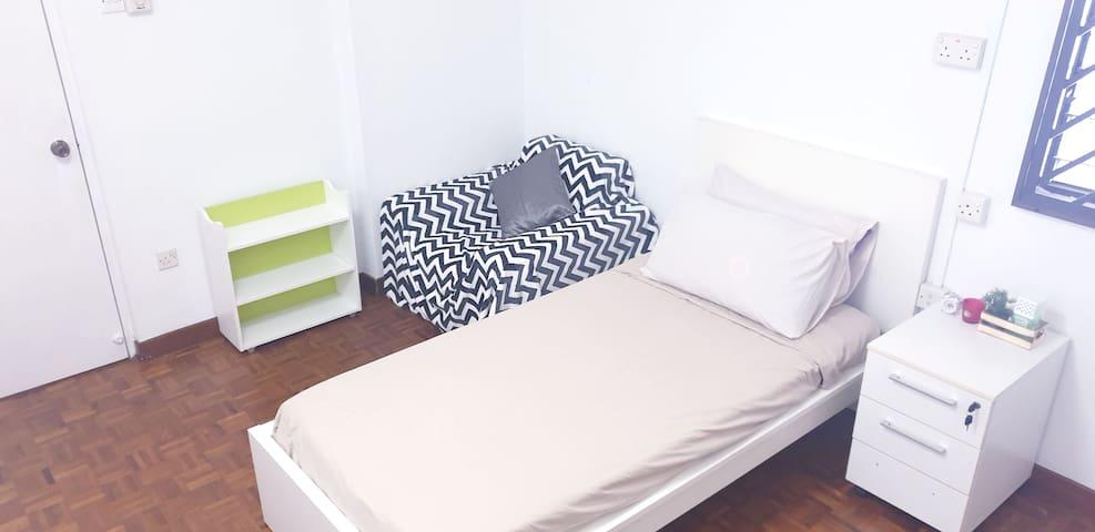 Comfy Room @JurongEast