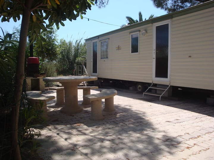 Location mobil home Sainte Maxime