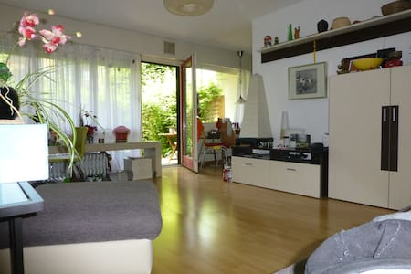 Schwabing am Olypark, 1-Zimmer Gartenwohnung - Monaco - Appartamento