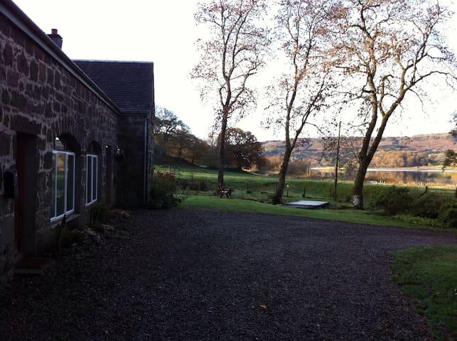 Side View to Loch Feochan