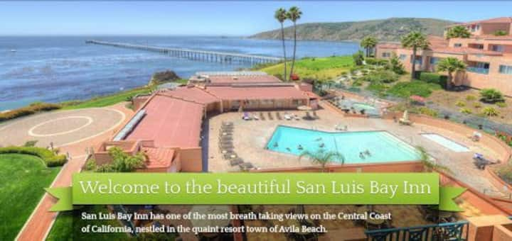 Resort in Avila Beach