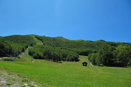 Nice view One-room apartament  near Monte Cimone