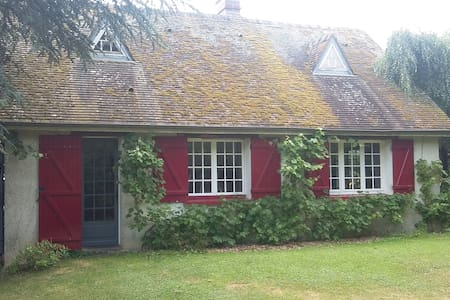 A cosy cottage in Normandy - Le Fidelaire - Haus