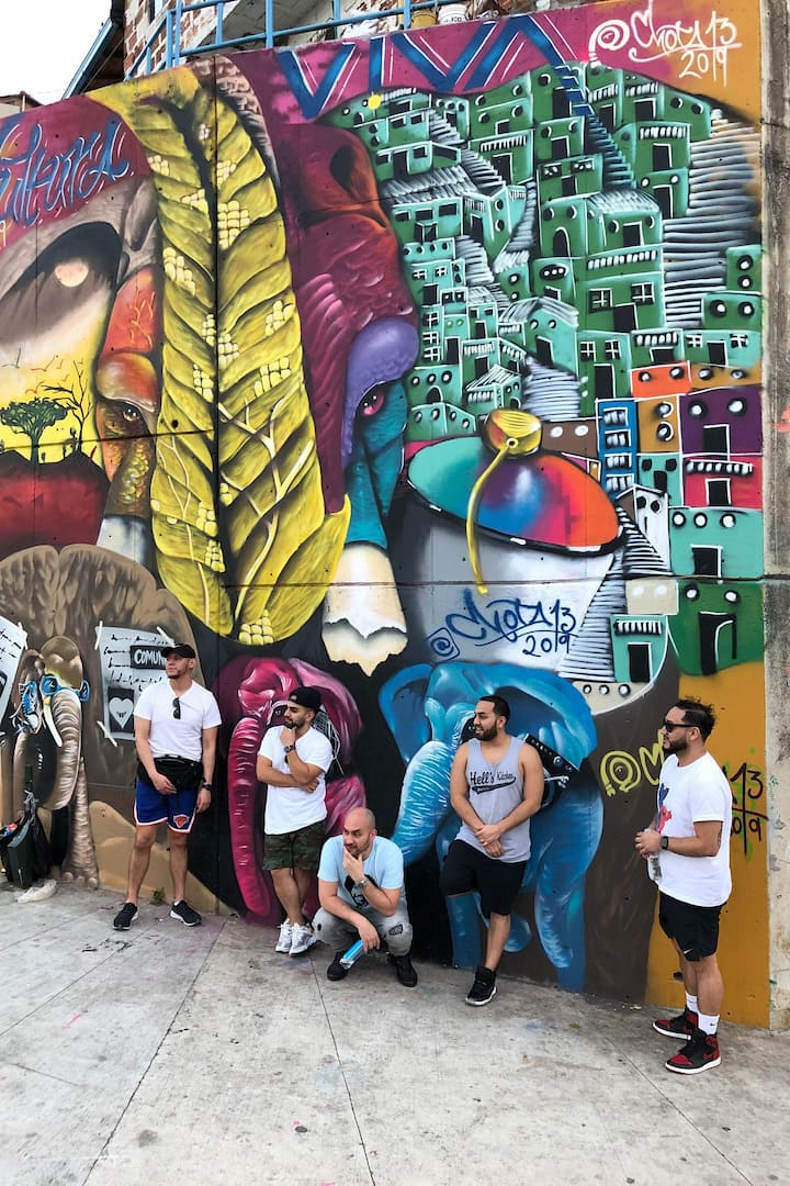 Street Art District 13