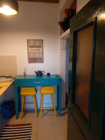 Solomon's house2 appartement ( not zimer)
