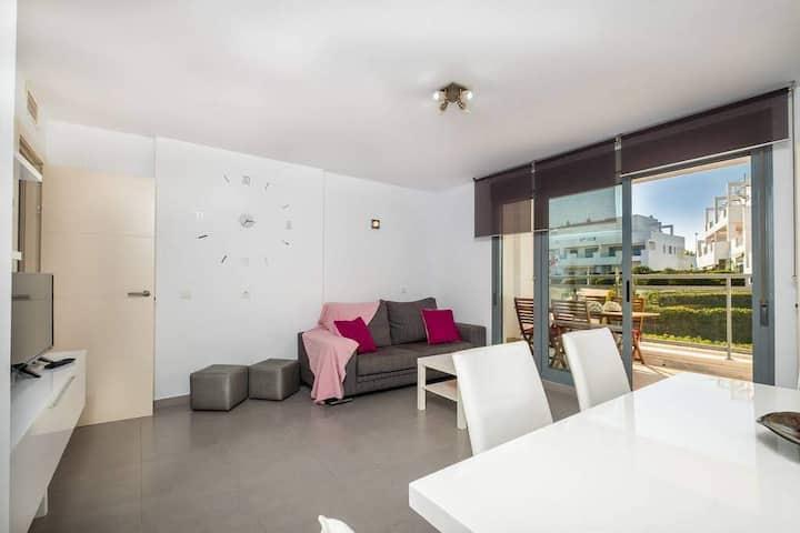 Casa Grullo con piscina y plaza garaje