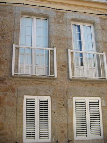 Casa marinera junto a la playa - Ribeira - Rumah