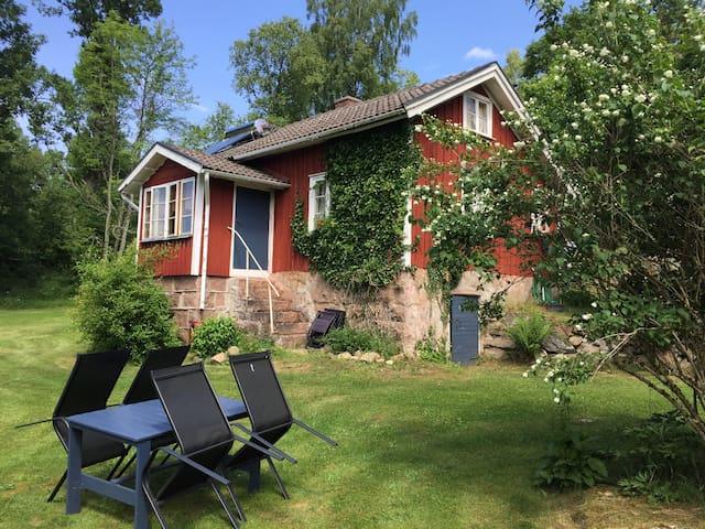 Lindesberg bei Borås/Borgstena - Borgstena - House
