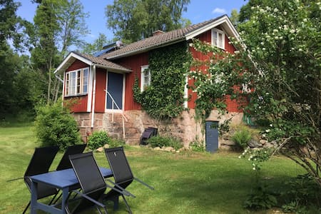 Lindesberg bei Borås/Borgstena - Borgstena - Rumah