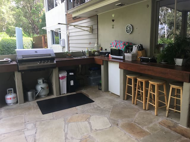 Bush Pool House - Tweed Heads West - Guesthouse