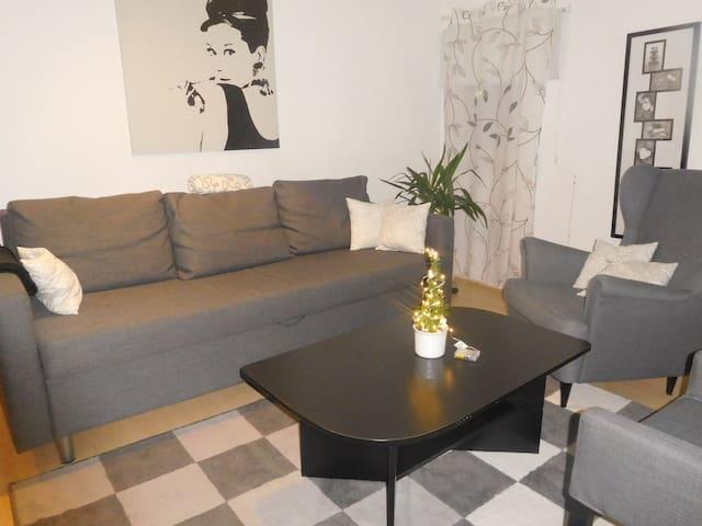 Hanau - near Frankfurt fair IAA apartment 4 person