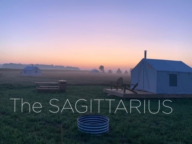 Tentrr Signature - the SAGITTARIUS