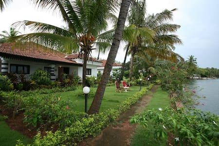 Luxury River Side Villa Goa - Villa