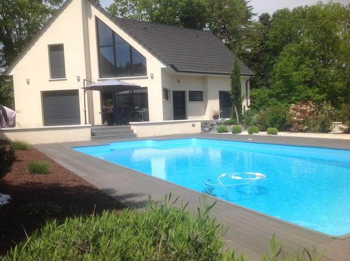 Maison proche Dijon et Prenois