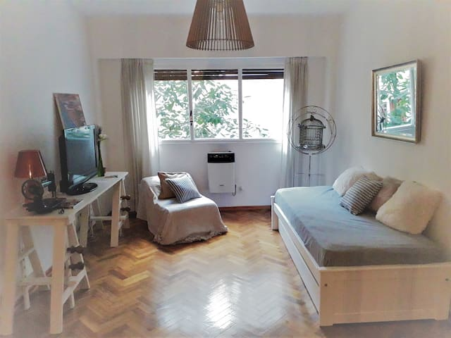 Beautiful spacious apartment in a central location