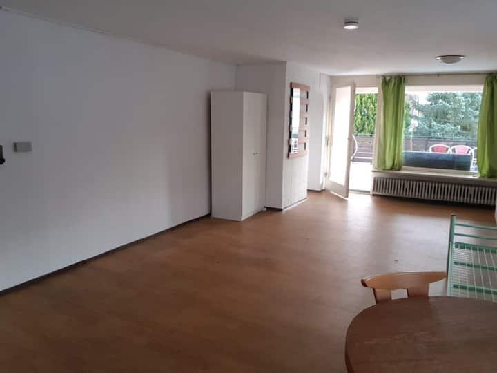 250qm Wohnfläche für bis zu 16 Mitarbeiter