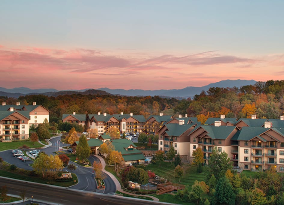 Smoky Mtns Fun Wyndham 3 Bedroom A1 Resorts For Rent