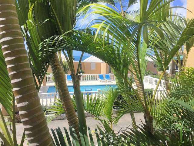 Amazing One Bedroom with sea view At Pelican Key