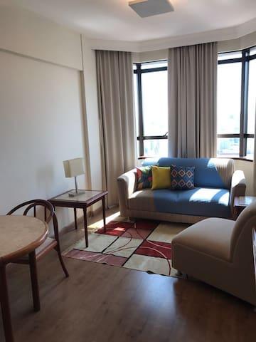 Flat 1 Dormitório - Região Central de Campinas