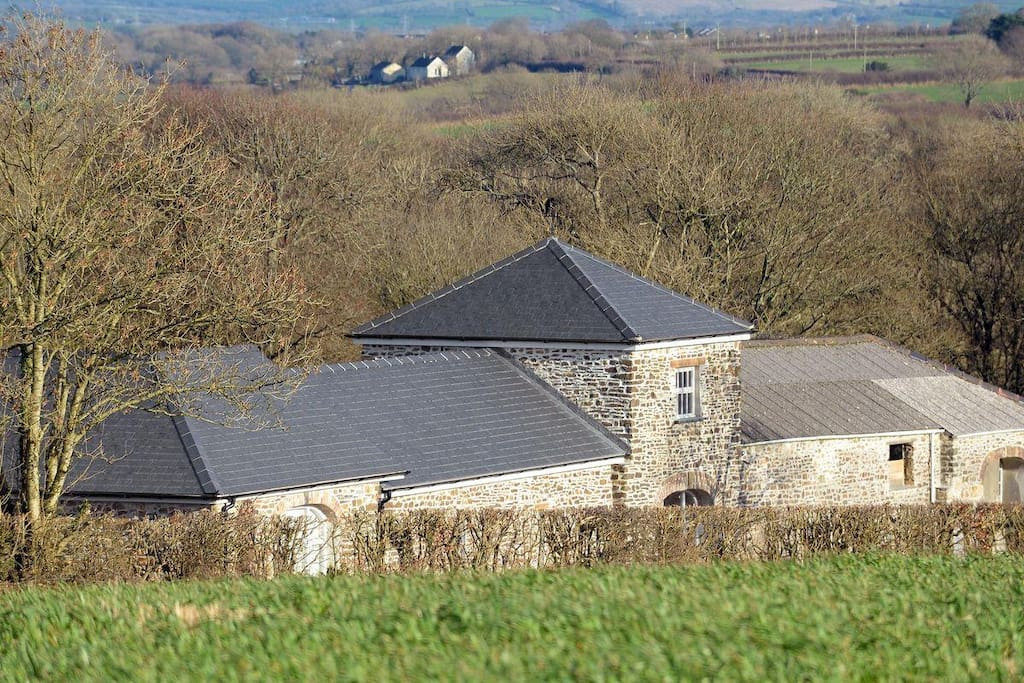Traditional Pembrokeshire converted barn in a fantastic location | The Tower, Dreenhill, near Haverfordwest