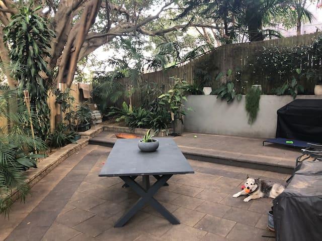 Coogee Garden Hideaway