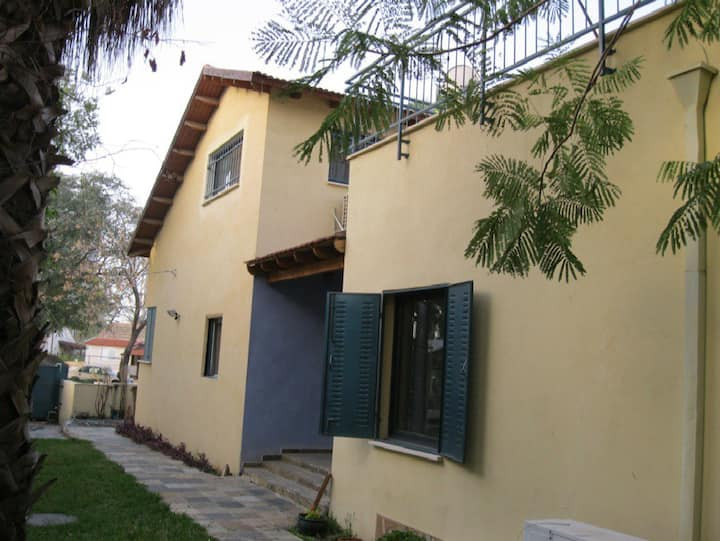 Big Beautiful House - Near TLV