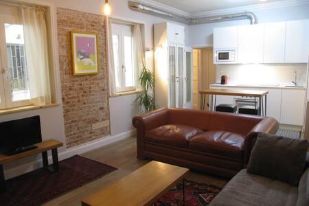 Apartamento de diseño, confortable y céntrico - Madrid