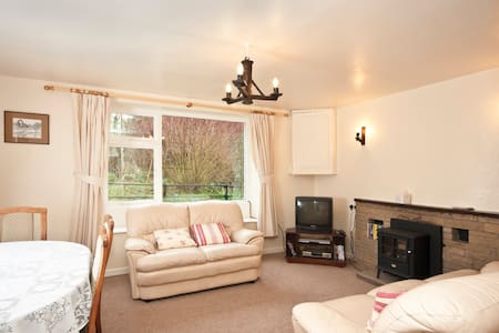 Beautiful Farm Holiday Cottage - Burnsall