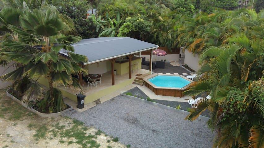Wakerasuites Guadeloupe