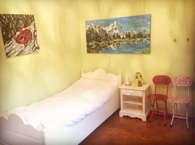 Chambre de 12m2 avec SdB privée - Chêne-Bourg - Casa