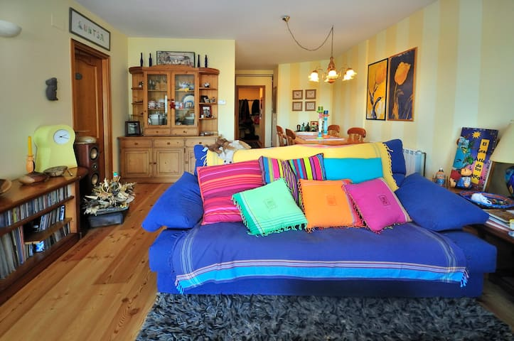 Cozy & Colorful by Nature - Gérone - Appartement en résidence