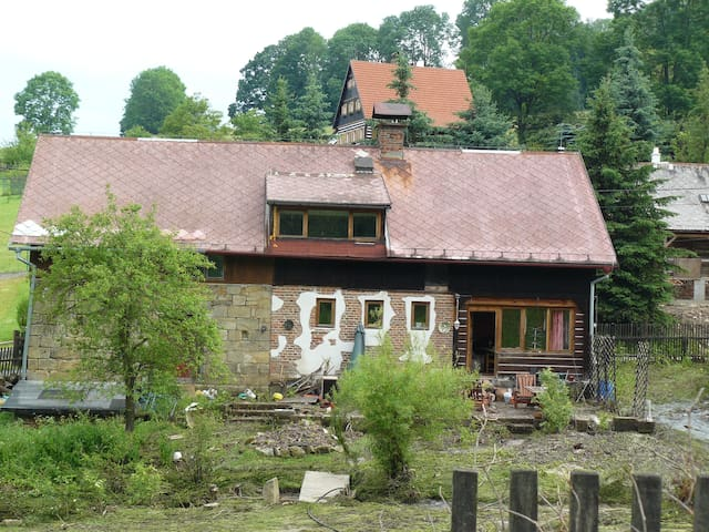 Cottage in the countryside secrets - Kunratice - Chalet
