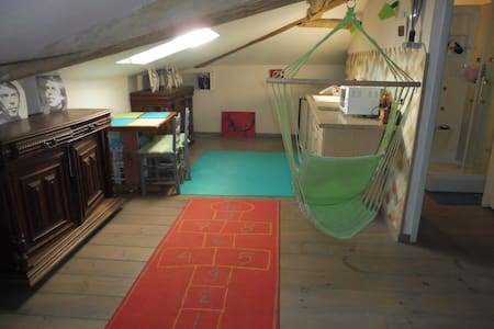 Studio indépendant 25m2 - Pelleport - Daire