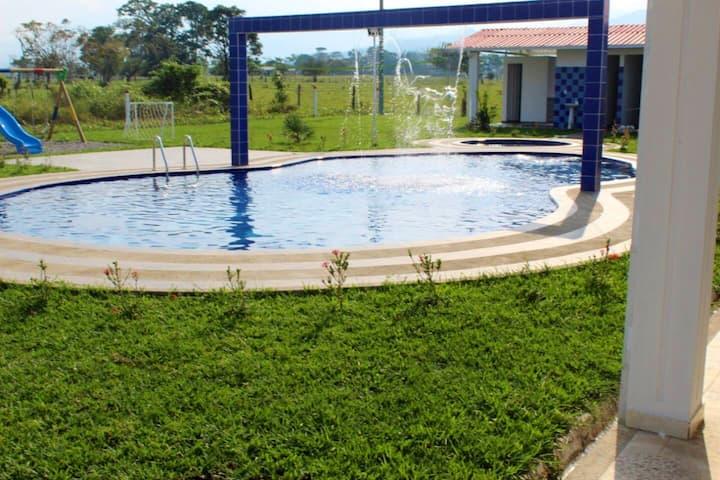 Casa campestre vacacional Exclusiva Villavicencio