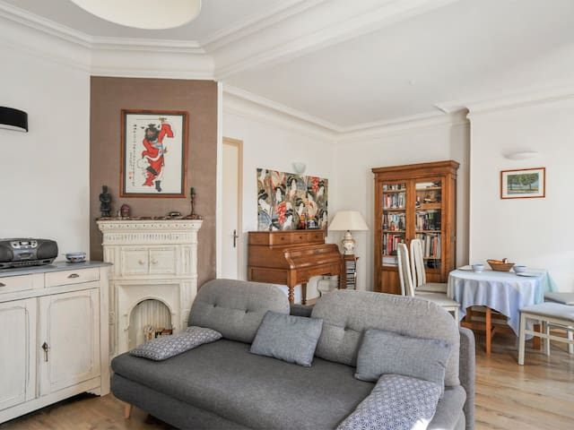 Stylish T2 located in Montrouge, near Paris