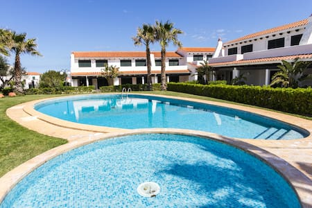 Nice House swimming pool&sea views - Arenal d'en Castell