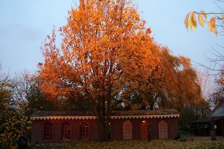 Beeldig Huisje in Noord Limburg - Well - 小木屋