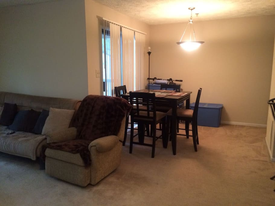 Cozy 1 Bedroom Apartment In Marietta Apartments For Rent In Marietta Georgia United States